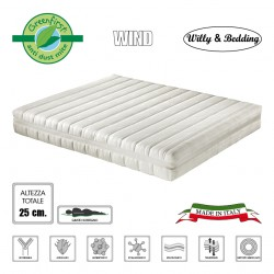 Willy & Bedding - Materassi Matrimoniali, Materassi Memory-Foam ...