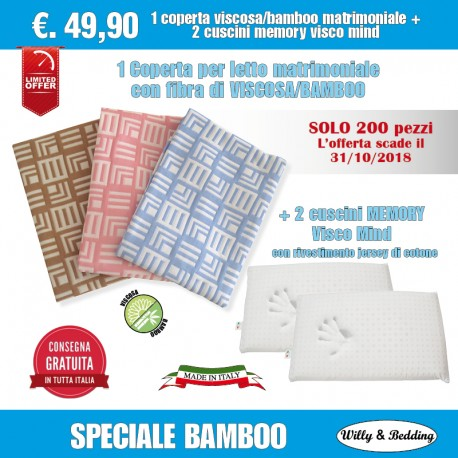 SPECIALE PROMO BAMBOO