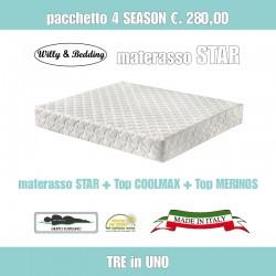 Pacchetto Star 4 Season
